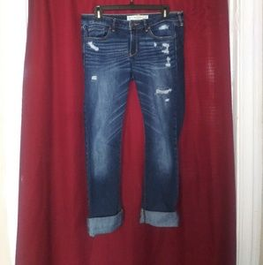 Abercrombie and finch jeans size 28